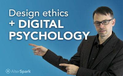 Design ethics in digital psychology