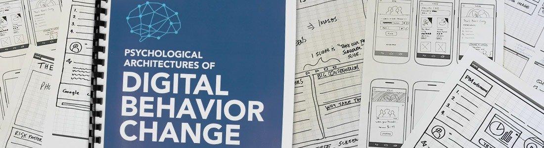 Psychological Architectures of Digital Behavior Change