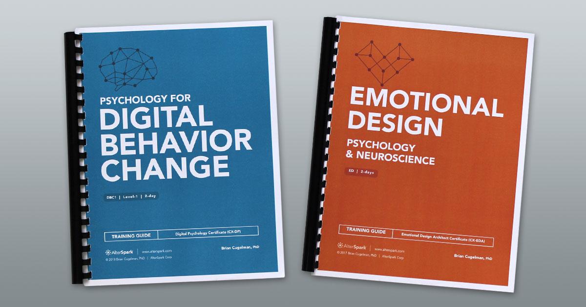 Digital Psychology & Behavioral Design Training
